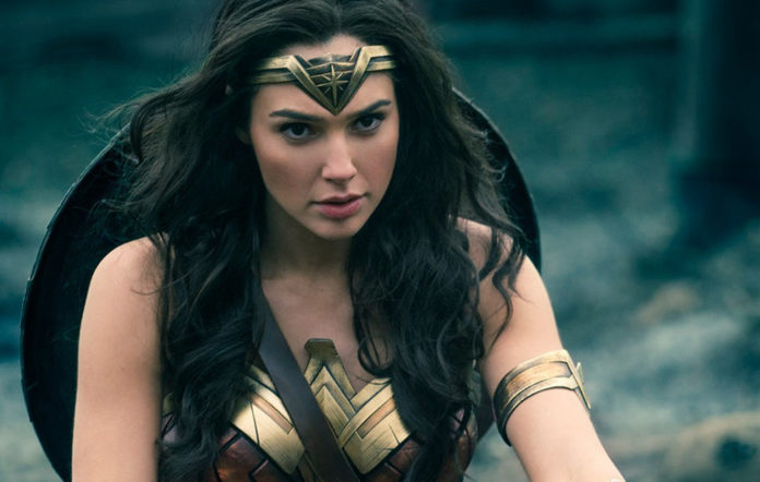 Wonder Woman nya trailer